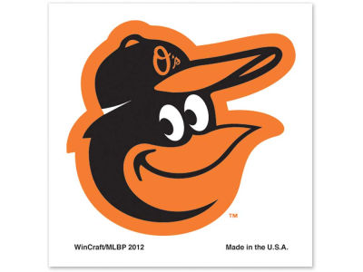 Baltimore Orioles Tattoo 4-pack