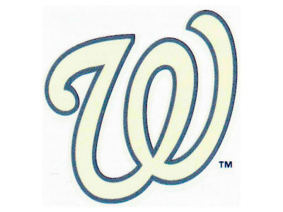 Washington Nationals Tattoo 4-pack