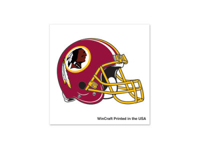 Washington Redskins Tattoo 4-pack