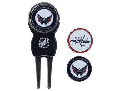 Washington Capitals Divot Tool and Markers