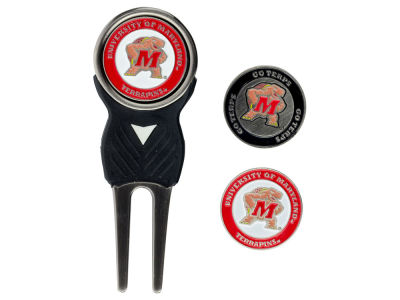 Maryland Terrapins Divot Tool and Markers