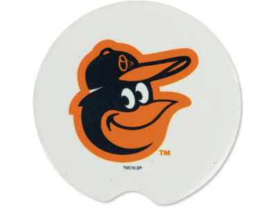 Baltimore Orioles 2 Pack Car Coasters