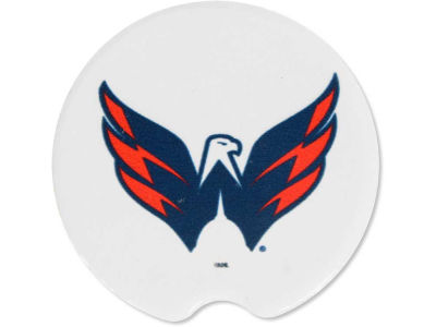 Washington Capitals 2 Pack Car Coasters