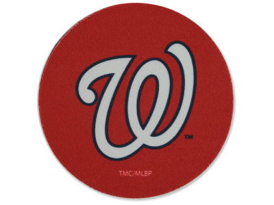 Washington Nationals 4-pack Neoprene Coaster Set