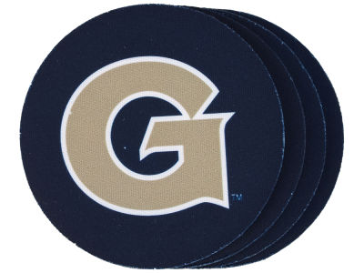 Georgetown Hoyas 4-pack Neoprene Coaster Set