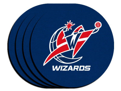 Washington Wizards 4-pack Neoprene Coaster Set