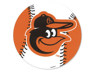 Baltimore Orioles 8in Car Magnet