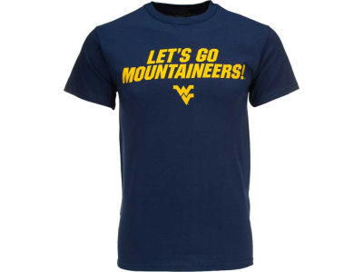 West Virginia Mountaineers 2 for $28 NCAA VF Slogan T-Shirt