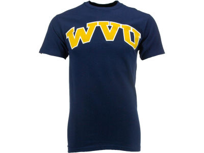 West Virginia Mountaineers NCAA Men's Bold Arch T-Shirt