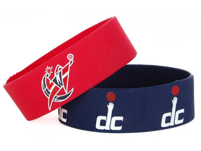 Washington Wizards 2-pack Wide Bracelet
