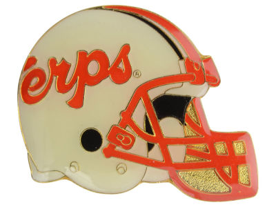 Maryland Terrapins Helmet Pin