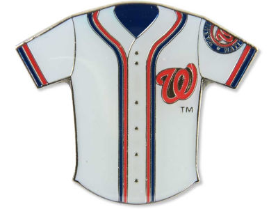 Washington Nationals Aminco Jersey Pin