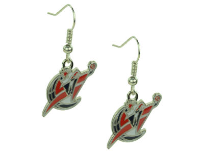 Washington Wizards Logo Earrings