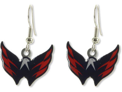 Washington Capitals Logo Earrings