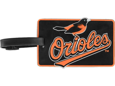 Baltimore Orioles Soft Bag Tag