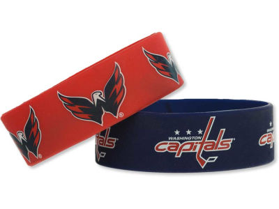 Washington Capitals 2-pack Wide Bracelet