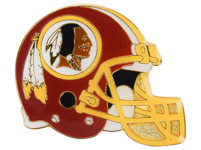 Washington Redskins Helmet Pin