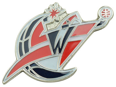 Washington Wizards Logo Pin