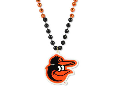 Baltimore Orioles Team Logo Beads-Rico