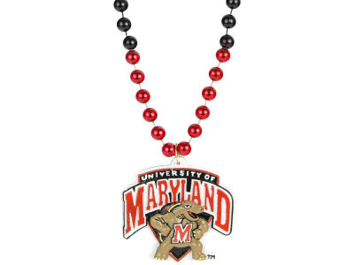 Maryland Terrapins Team Logo Beads-Rico