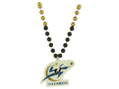 Washington Wizards Team Logo Beads-Rico