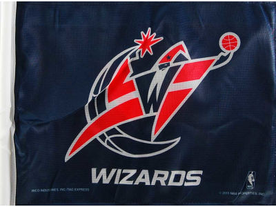 Washington Wizards Car Flag