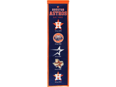 Houston Astros Winning Streak Heritage Banner