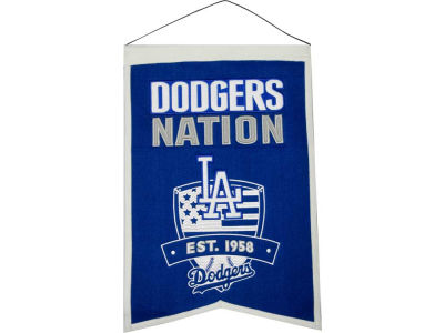 Los Angeles Dodgers Nations Banner