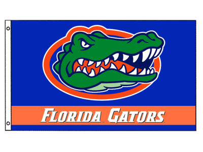 Florida Gators NyloMax 3x5 Flag UBF