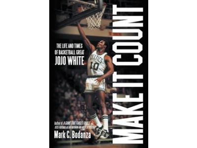 Kansas Jayhawks Jo Jo White Make It Count Book