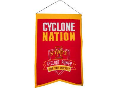 Iowa State Cyclones Winning Streak Nations Banner