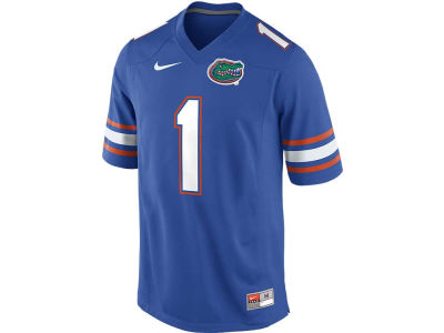 Florida Gators #1 Nike NCAA Replica Football Game Jersey