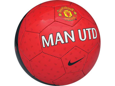 Manchester United Supporter Soccer Ball