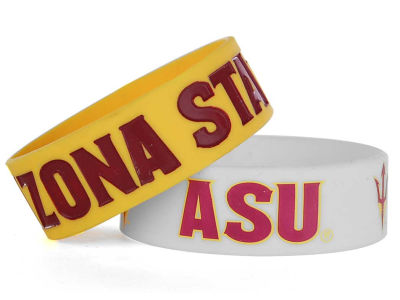 Arizona State Sun Devils 2-pack Wide Bracelet