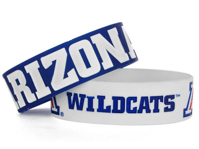 Arizona Wildcats 2-pack Wide Bracelet