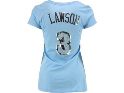 Denver Nuggets Ty Lawson NBA Womens Premium Vneck Player T-Shirt