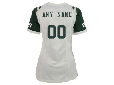 New York Jets Nike NFL Women's Game Custom Jersey