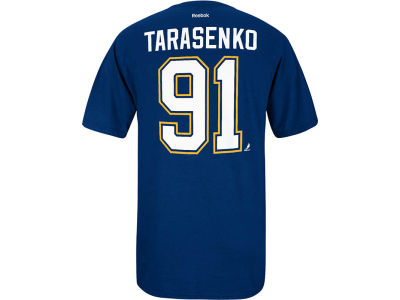 St. Louis Blues Vladimir Tarasenko Reebok NHL Men's Player T-Shirt