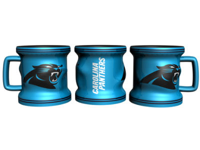 Carolina Panthers 2oz Mini Mug Shot