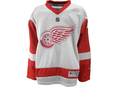 Detroit Red Wings NHL Youth Replica Jersey