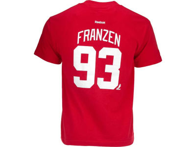 Detroit Red Wings Johan Franzen NHL Youth Player T-Shirt
