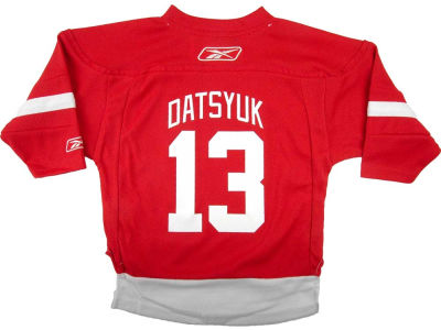 Detroit Red Wings Pavel Datsyuk NHL Toddler Replica Player Jersey
