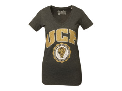 University of Central Florida Knights NCAA Womens Maude Vneck T-Shirt