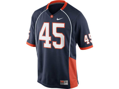 Illinois Fighting Illini #45 Nike NCAA Replica Football Game Jersey