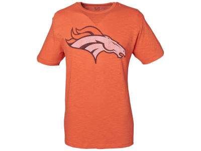 Denver Broncos '47 NFL Logo Scrum T-Shirt