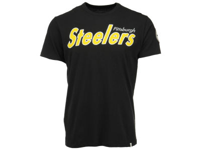 Pittsburgh Steelers '47 NFL All-Bright Fieldhouse Wordmark T-Shirt