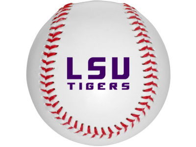 LSU Tigers NCAA Baden Team Logo Baseball