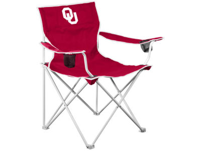 Oklahoma Sooners Team Deluxe Chair