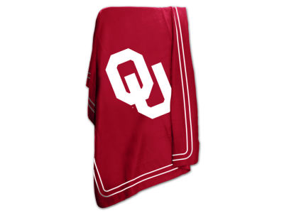 Oklahoma Sooners NCAA Classic Fleece Blanket