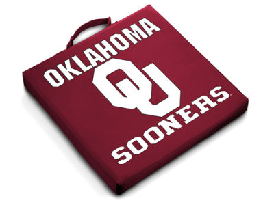 Oklahoma Sooners Stadium Seat Cushion-Logo